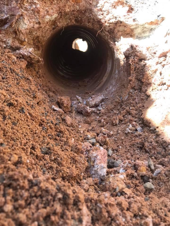 Under Driveway Drilling